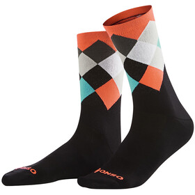 Gonso Bike Calcetines, hot coral